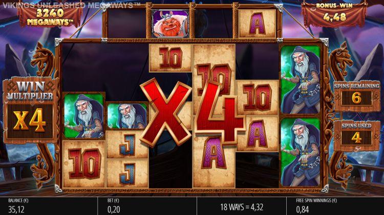Vikings Unleashed Megaways slot review blueprint