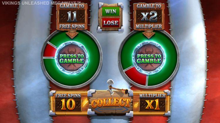 Vikings Unleashed Megaways slot review gamble