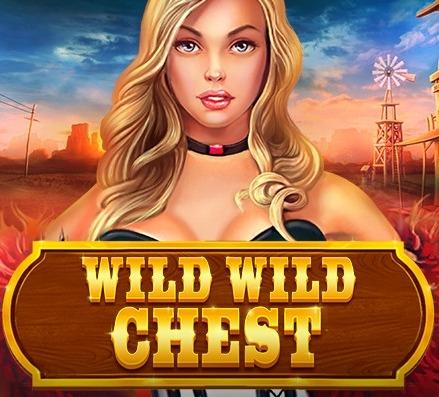 Wild Wild Chest slot Red Tiger logo