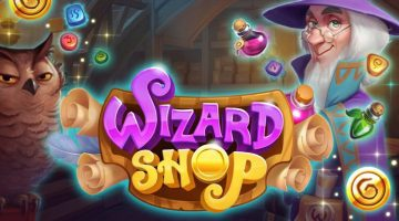 Wizard Shop slot review