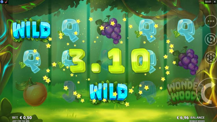 Wonder Woods slot review just for the win (2)