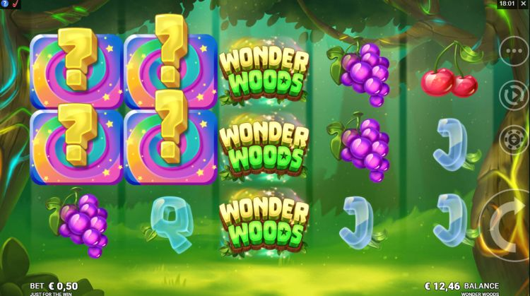 Wonder Woods slot review just for the win
