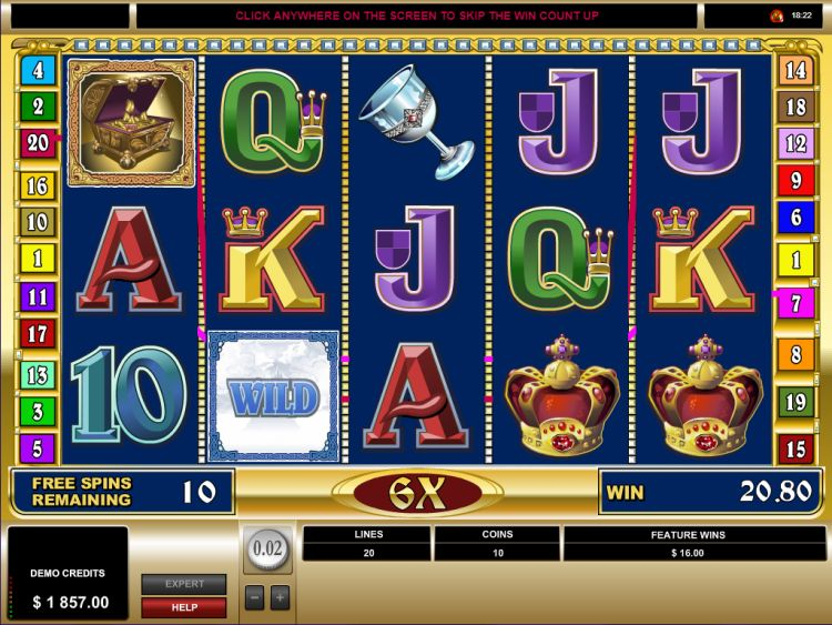 avalon slot review microgaming free spins