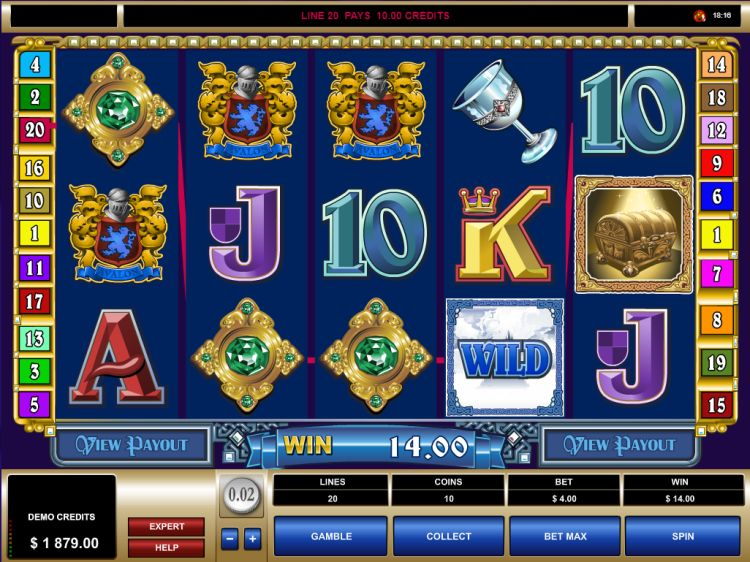 avalon slot review microgaming win