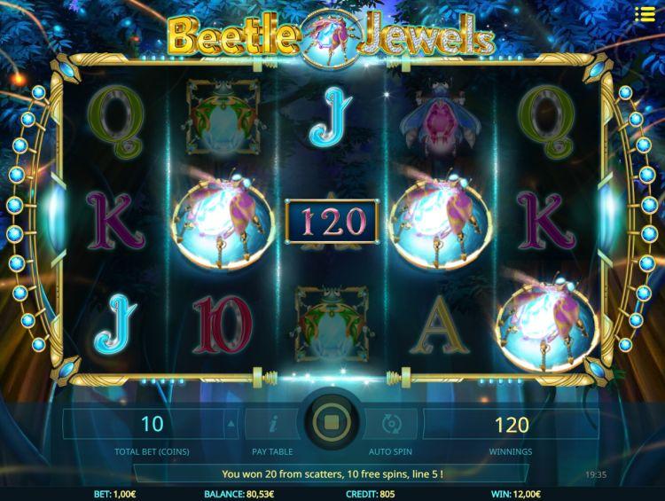 beetle-jewels slot isoftbet bonus trigger