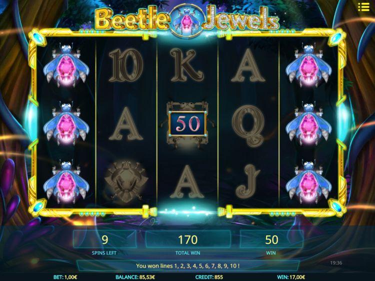 beetle-jewels isoftbet bonus win 2