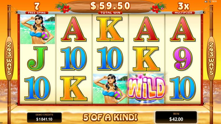 bikini-party slot review