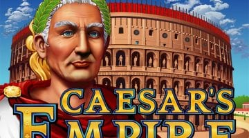 caesars-empire-pokie-review