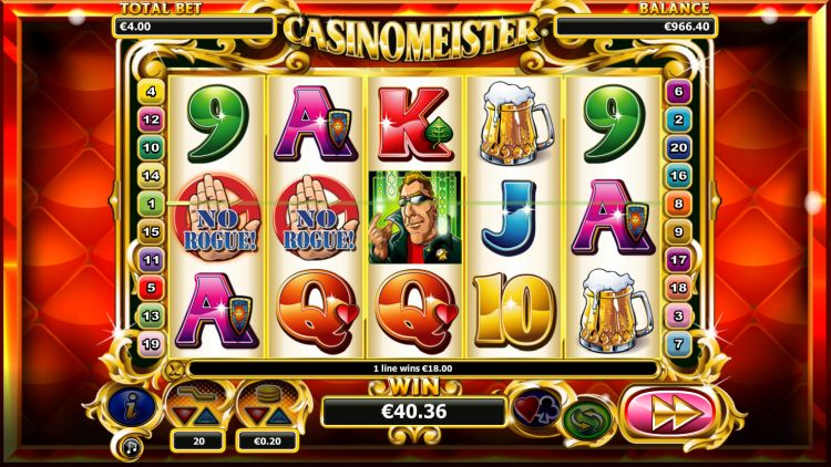 casinomeister slot review free spins