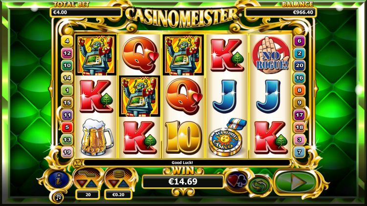 casinomeister slot review nextgen