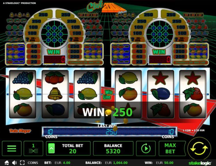 club-2000 slot stakelogic big win