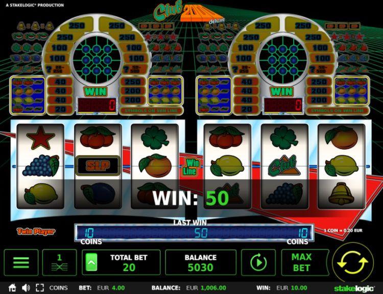 club-2000 slot stakelogic win