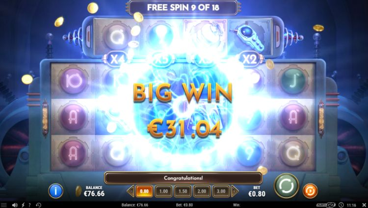 coils of cash slot review play n go bonus big win