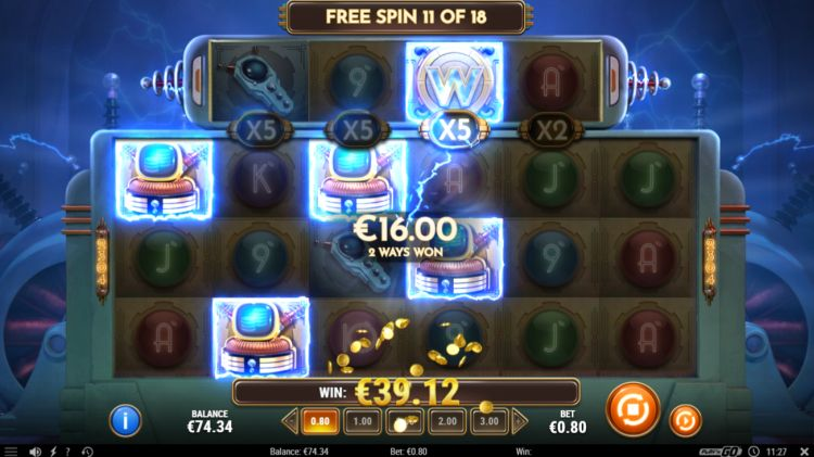 coils of cash slot review play n go free spins win