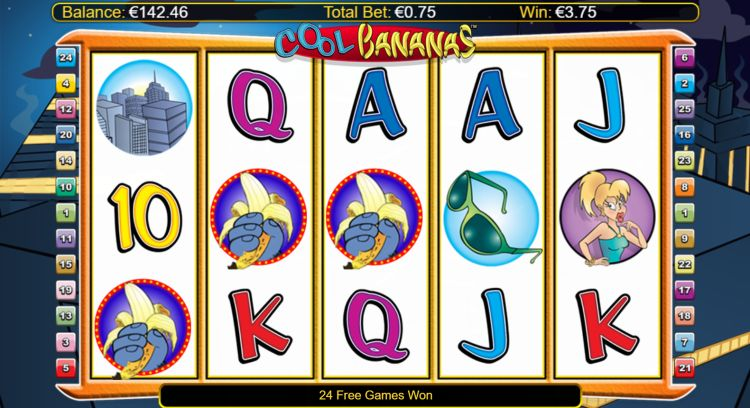 cool-bananas slot nextgen review bonus