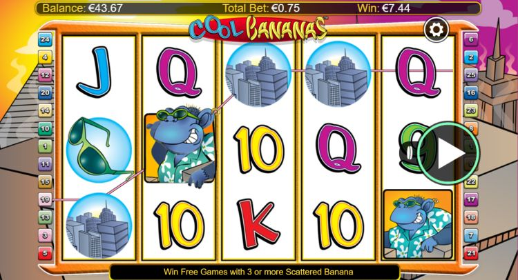 cool-bananas slot nextgen review
