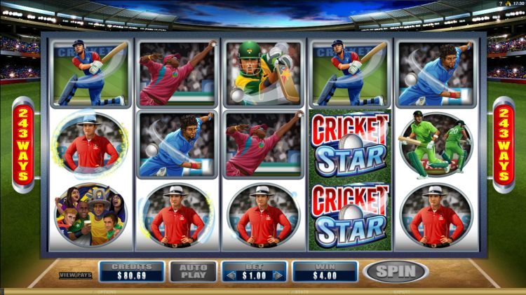 cricket star microgaming review