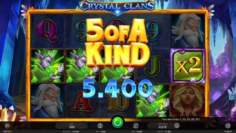 crystal-clans-isoftbet slot big win