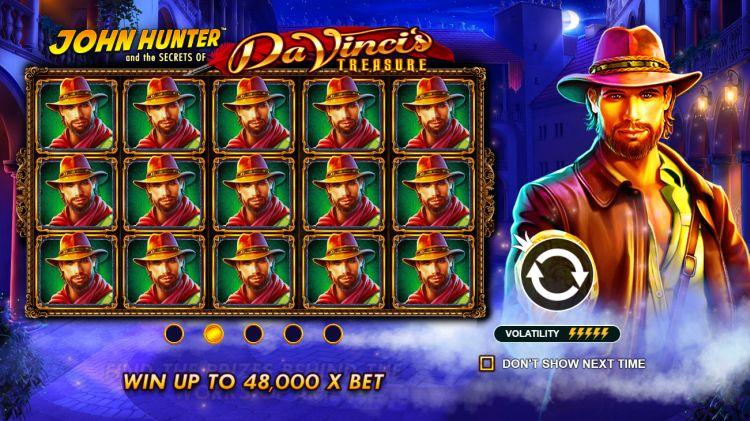 da-vincis-treasure-slot-review