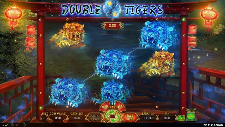double tigers slot
