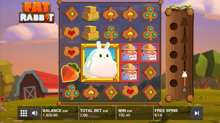 fat-rabbit-slot-review-push-gaming-bonus-game