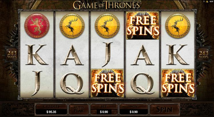 game of thrones pokie review 2