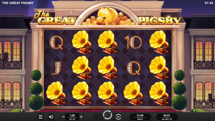 great-pigsby slot relax gaming review big win 3