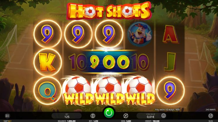 hot-shots-slot review isoftbet
