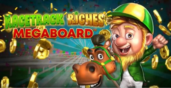 iSoftBet-Racetrack-Riches-megaboard slot