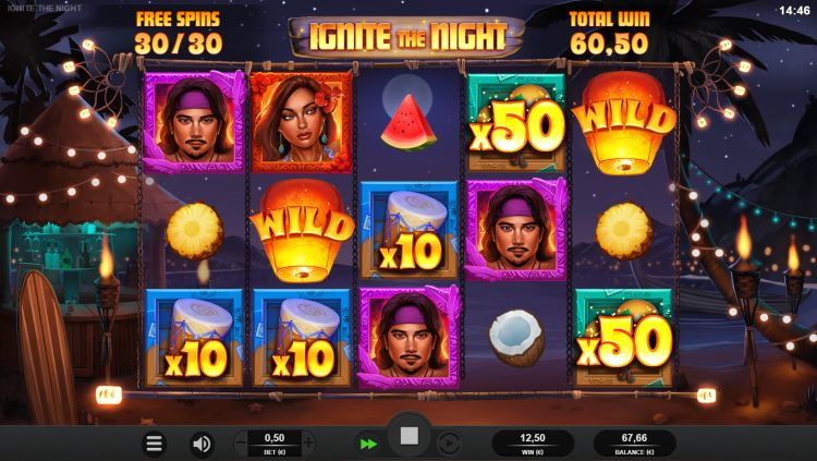 ignite-the-night-slot relax gaming free spins