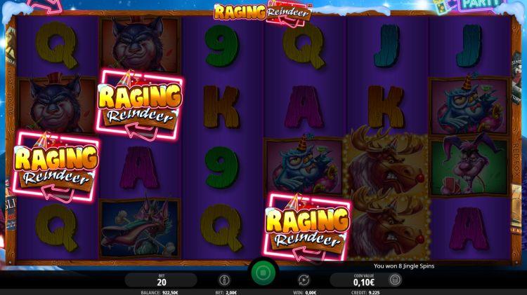 isoftbet raging-reindeer-slot review bonus trigger