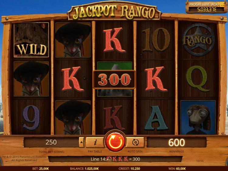 jackpot-rango slot review isoftbet