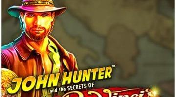 john-hunter-davinci-treasure-logo