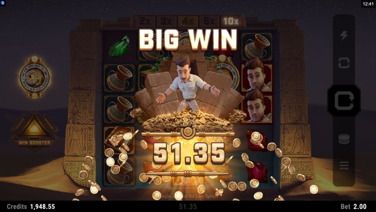 jungle jim and the lost sphinx microgaming big win