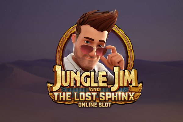 jungle jim and the lost sphinx microgaming