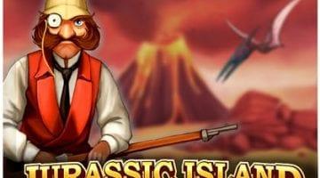 jurassic-island playtech