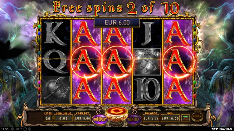 magic-of-the-ring-deluxe-wazdan slot review bonus