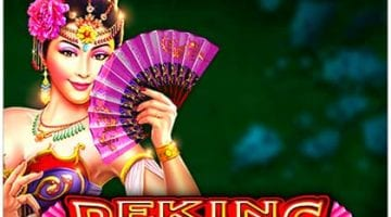 peking luck slot review logo