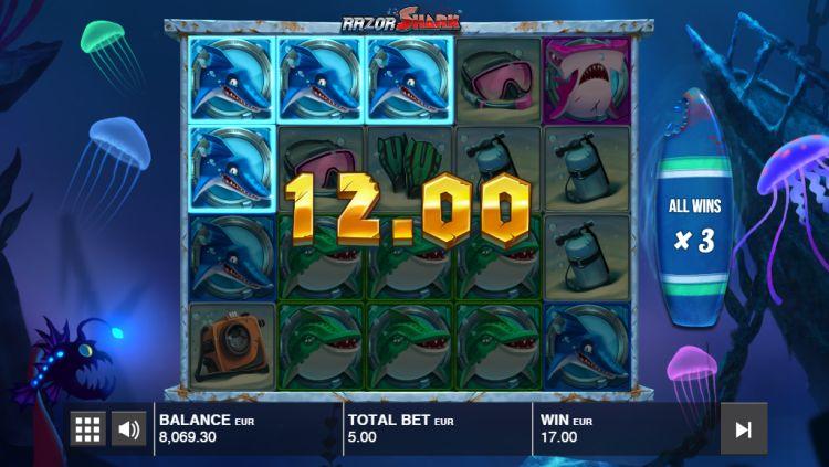 razor-shark-slot-free-spins-bonus