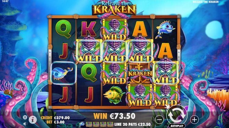 release-the-kraken-slot-review-pragmatic-play-feature-big-win