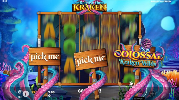 release-the-kraken-slot-review-pragmatic-play-feature