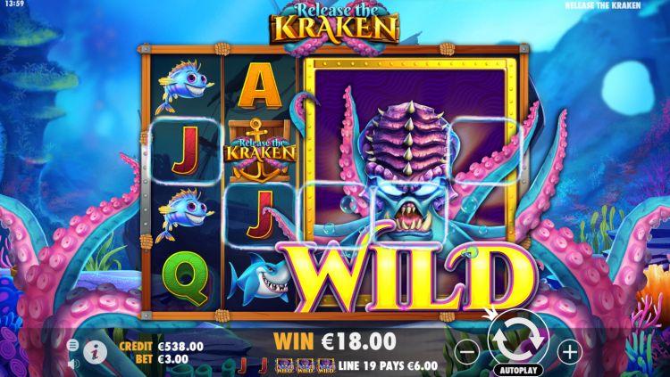 release-the-kraken-slot-review-pragmatic-play-win