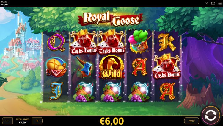 royal-goose-slot review bonus trigger