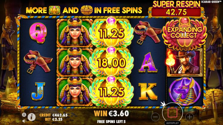 scarab-queen-slot-review-pragmatic-play