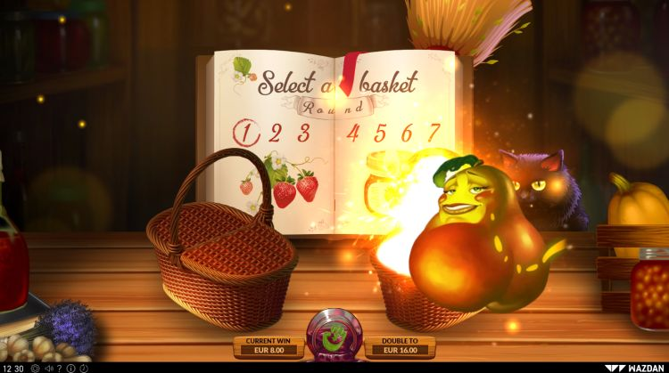 slot-jam-wazdan review gamble feature