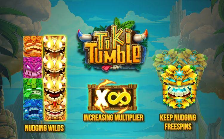 tiki-tumble-slot-review-push-gaming-slot-layout
