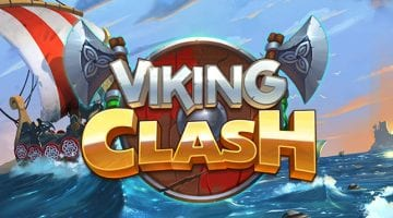 vikings clash slot review push gaming