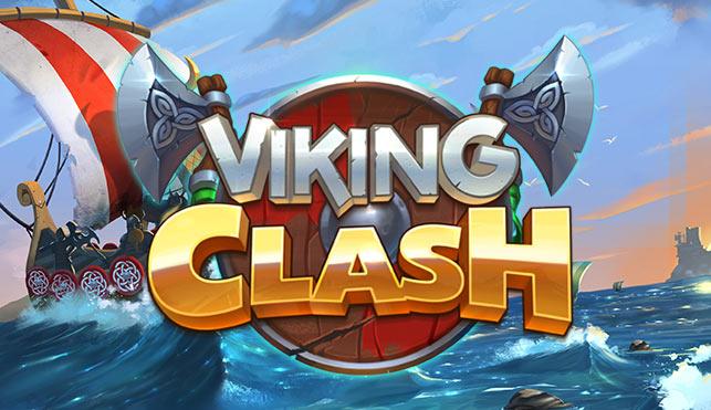 vikings clash slot review push gaming