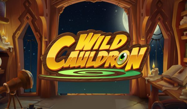 wild-cauldron-slot logo