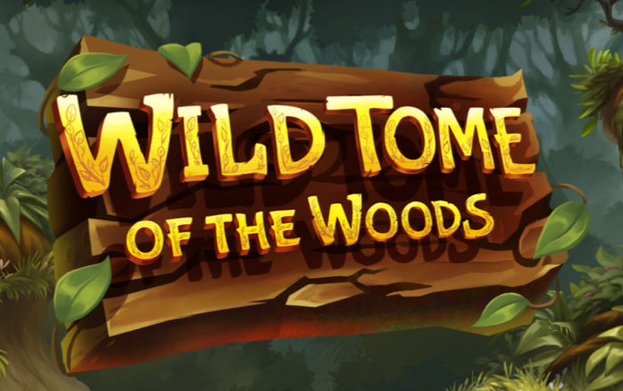 wild-tome-of-the-woods-video-slot-logo